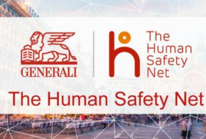 Generali lance la Fondation The Human Safety Net !